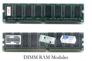 Dimm RAM