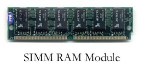 Simm RAM