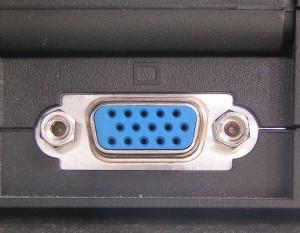 VGA adaptor